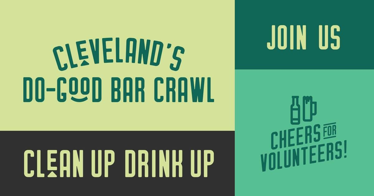 Clean Up Drink Up - Ohio City II