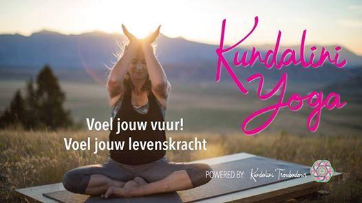 Kundalini YOGA les - Voel jouw vuur voel jouw levenskracht