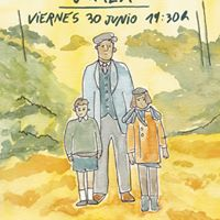 Presentacin cmic Tibirs de Arnau Sanz en Bilbao