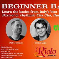 July Beginner Ballroom (Waltz &amp Cha Cha) at Riolo