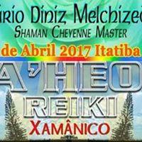 REIKI Xamnico - Maheoo - Nvel1