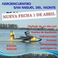 Aeroencuentro en San Miguel del Monte