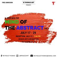 A Tour Into the Mind of the Abstract Vol II