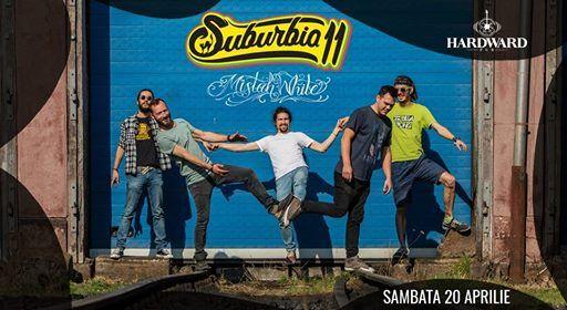 Concert Suburbia11  Mistah White - Cluj-Napoca Harward Pub