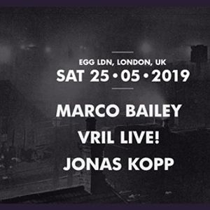 Egg LDN Pres Materia with Marco Bailey Vril (Live) Jonas Kopp