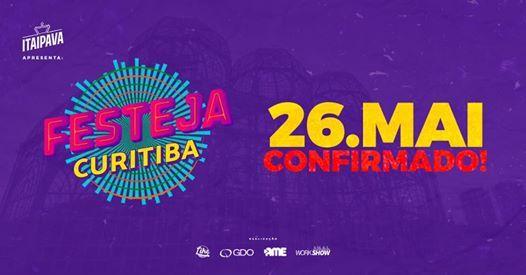 Festeja Curitiba 2019 - Evento Oficial