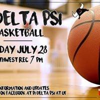 UF PDPsi Presents Basketball Rush Event