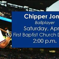 Chipper Jones discusses &quotBallplayer&quot