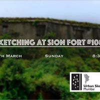 Sketching  Sion Fort 108