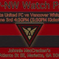 Atlanta United vs Vancover Whitecaps
