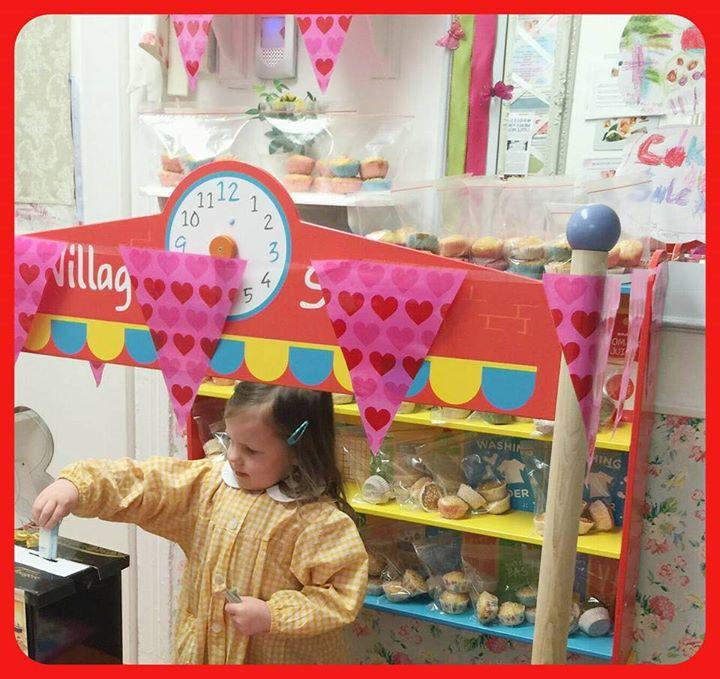 Cake Sale for Shan Tynan
