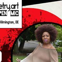 Music Poetry Art Open Mic Featuring Comedian Brenda Jones