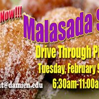 Malasada Day at Damien Memorial School
