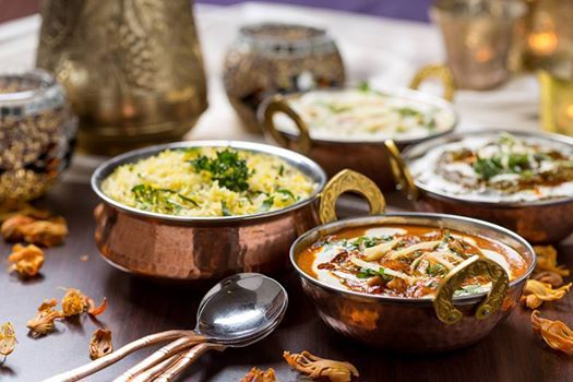 Curry Cup Buffet