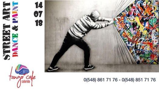 Street artDance&Paint