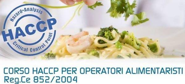 Corso HACCP per operatori alimentari