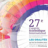 27e Congrs de la Fdration nationale des orthophonistes