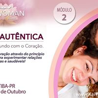 Workshop Mulher Autntica - Curitiba
