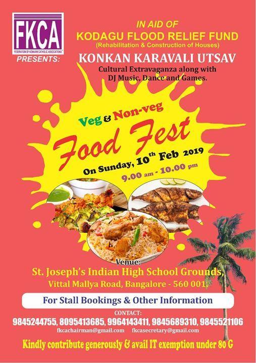 Food Fest and Cultural Extravaganza