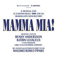 Mamma Mia Il Musical al Follonica Summer Festival