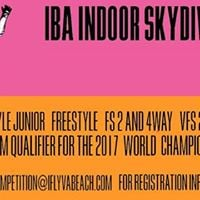 IBA Indoor Skydiving Competition at iFLY Virginia Beach
