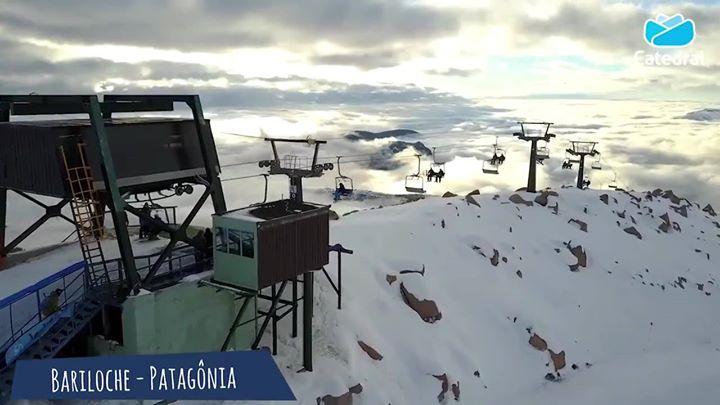 Partiu brincar na neve em Bariloche com a TripTri 2107