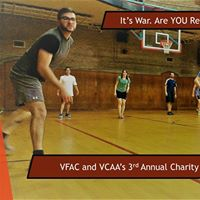 VFAC and VCAAs Annual Charity Dodgeball Tournament