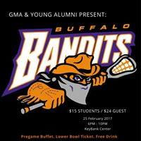 GMA &amp UB Young Alumni Bandits Game