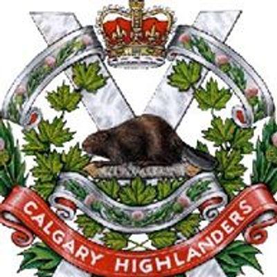 2137 Calgary Highlanders Cadets