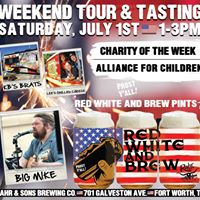 Rahr And Sons Tour