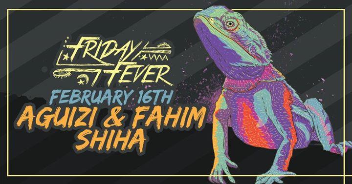Aguizi & Fahim  Shiha