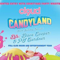 CLOUD 9 Candyland  28.05.17  Bank Holiday Sunday Special