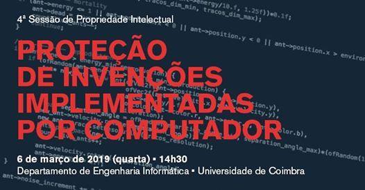 Workshop Proteo de Invenes Implementadas por Computador