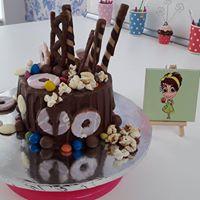 Lous Chocolate Creation Sensation Drip cake class