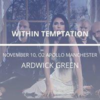 Wthn Temptaton in Manchester