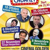 Golden Cabaret 2017