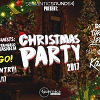 Semantic Christmas Party 2017 Ingresso Gratuito