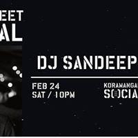 Social Saturdays feat. DJ Sandeep at Church Street Social
