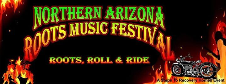 Northern Arizona Roots Music Festival  Roots Roll And Ride
