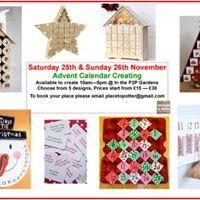 Advent Calendar Creating Workshops