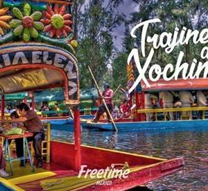 Summer Party - Trajineras De Xochimilco