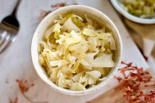 Fermenting Sauerkraut 101