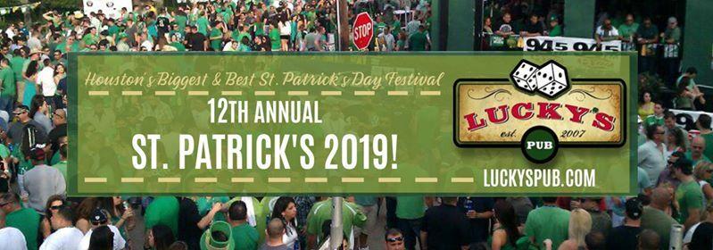 St. Patricks Day Festival 2019 - Downtown