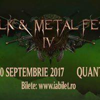 Folk &amp Metal Fest IV 2017