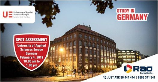 University of Applied Sciences Europe - Spot Assessment