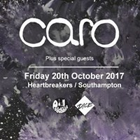 Psychedelia Presents  Caro &amp Temples of Youth  20.10.17