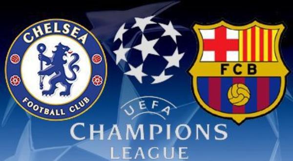 Chelsea X Barcelona