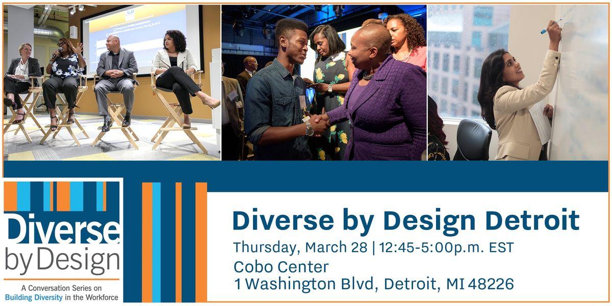 Diverse by Design Detroit