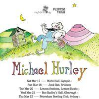 Michael Hurley Darren Hanlon Hobart