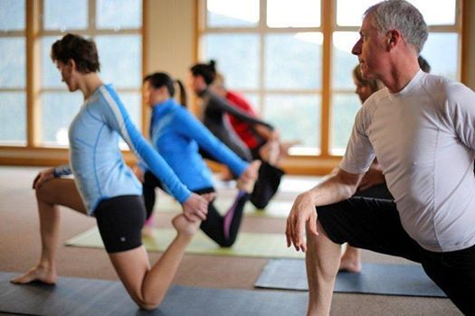 Yoga for Sports 3-day course with Jim Harrington